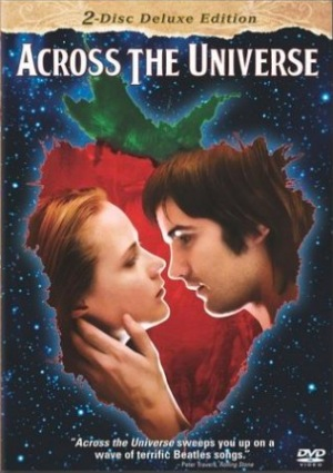 Across the Universe, DVD