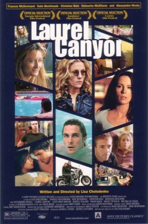 Laurel Canyon, 2003 poster