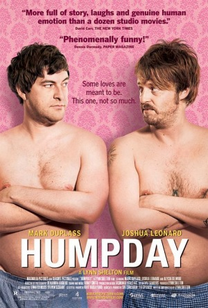 Humpday 2009 poster