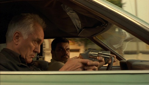 The Limey 1999 Terence Stamp Luis Guzman