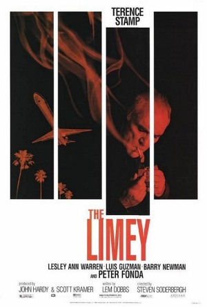 The Limey 1999 poster