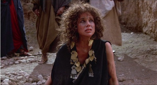 Last Temptation of Christ 1988 Barbara Hershey