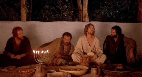 Last Temptation of Christ 1988 Harvey Keitel Victor Argo Willem Dafoe