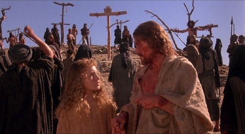 Last Temptation of Christ 1988 Juliette Caton Willem Dafoe
