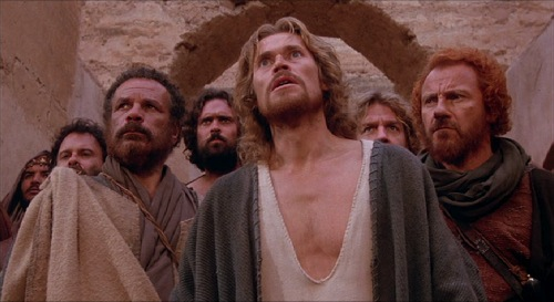 Last Temptation of Christ 1988 Victor Argo Willem Dafoe Harvey Keitel