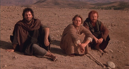 Last Temptation of Christ 1988 Willem Dafoe Harvey Keitel