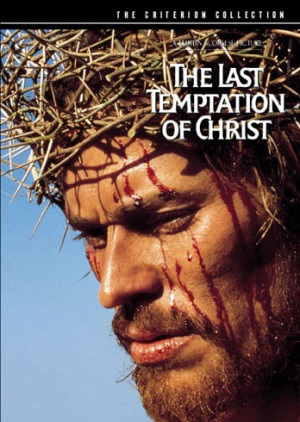 Last Temptation of Christ DVD