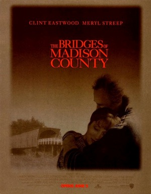 Bridges of Madison County 1995 poster