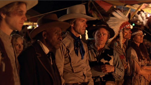 Bronco Billy 1980 Sam Bottoms Sondra Locke Scatman Crothers Clint Eastwood Bill McKinney Sierra Pecheur Dan Vadis