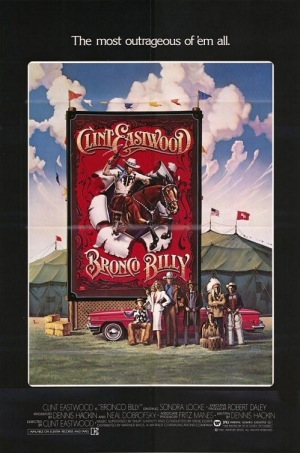 Bronco Billy 1980 poster