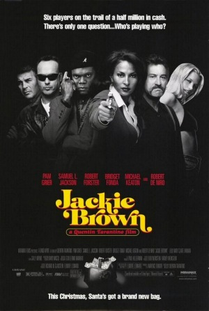 Jackie Brown poster A