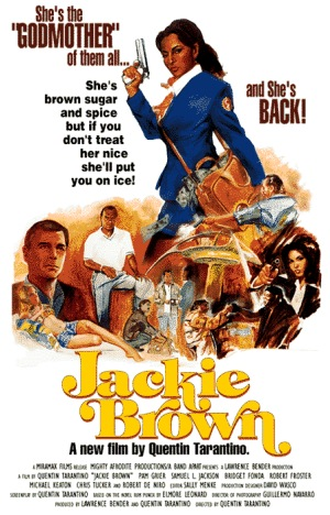 Jackie Brown poster B