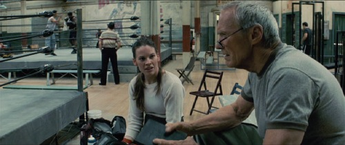 Million Dollar Baby 2004 Hilary Swank Clint Eastwood