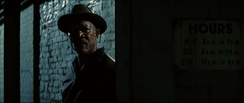 Million Dollar Baby 2004 Morgan Freeman