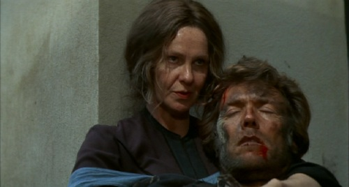 The Beguiled 1971 Geraldine Page Clint Eastwood