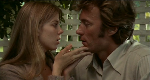 Clint and Seductress in The Beguiled