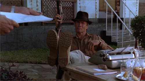 White Hunter Black Heart 1990 Clint Eastwood