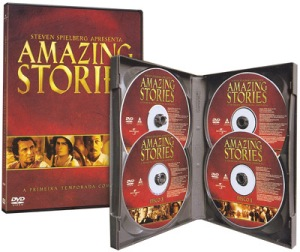 Amazing Stories DVD