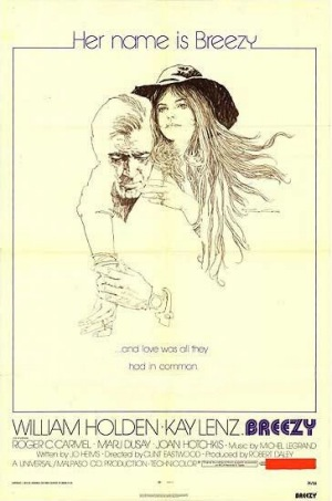 Breezy 1973 poster A