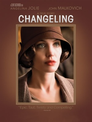 Changeling 2008 DVD