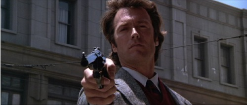 Dirty Harry 1971 Clint Eastwood