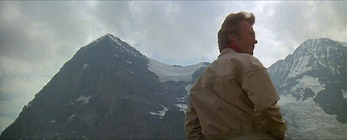 Eiger Sanction 1975 Clint Eastwood