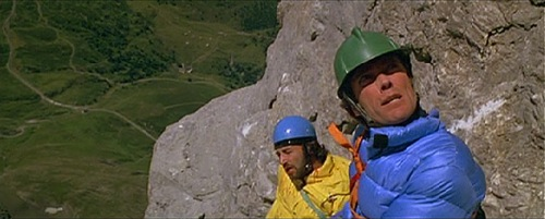 Eiger Sanction 1975 Jean-Pierre Bernard Clint Eastwood