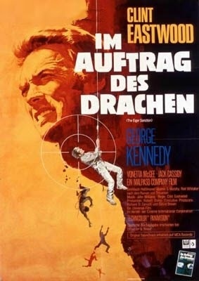 Eiger Sanction 1975 poster B