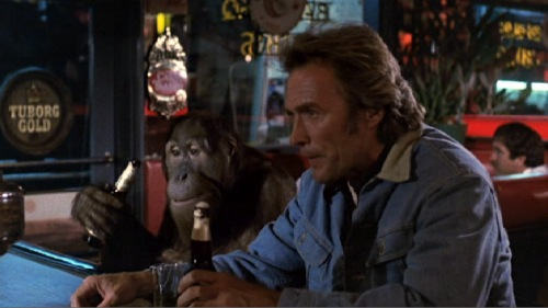 Every Which Way But Loose 1978 Clint Eastwood