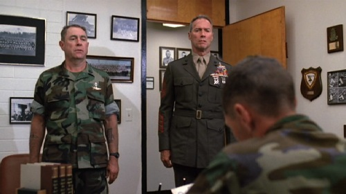 Heartbreak Ridge 1986 Arlen Dean Snyder Clint Eastwood