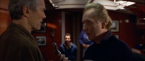 In The Line of Fire 1993 Clint Eastwood Tobin Bell