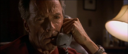 In The Line of Fire 1993 Clint Eastwood