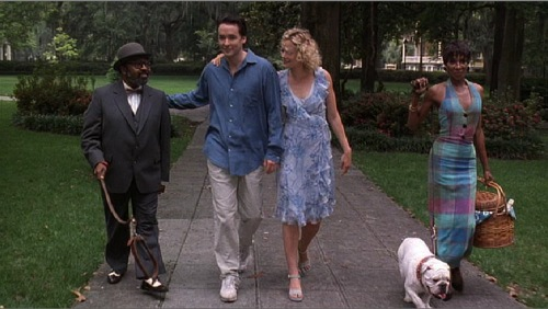 Midnight in the Garden of Good and Evil 1997 John Cusack Alison Eastwood The Lady Chablis