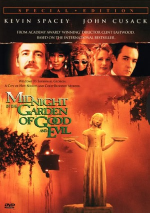 Midnight in the Garden of Good and Evil DVD
