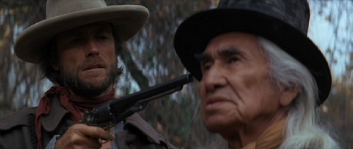 Outlaw Josey Wales 1976 Clint Eastwood Chief Dan George