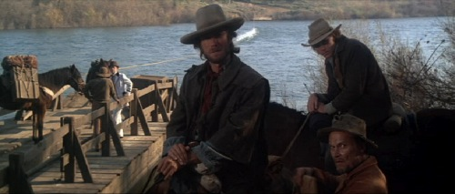 Outlaw Josey Wales 1976 Clint Eastwood William O'Connell Sam Bottoms