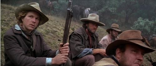 Outlaw Josey Wales 1976 Sam Bottoms Clint Eastwood