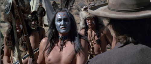 Outlaw Josey Wales 1976 Will Sampson