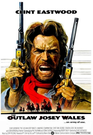 Outlaw Josey Wales 1976 poster