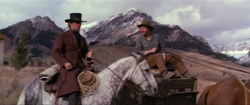 Pale Rider 1985 Clint Eastwood Michael Moriarty