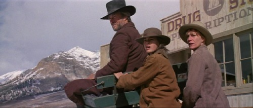 Pale Rider 1985 Clint Eastwood Sydney Penny Carrie Snodgress