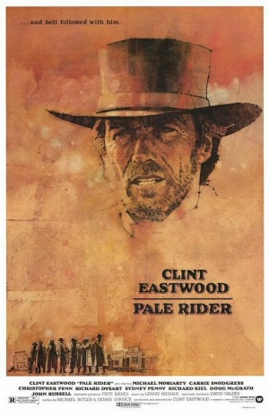 Pale Rider 1985 poster A