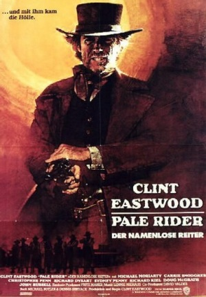 Pale Rider 1985 poster B