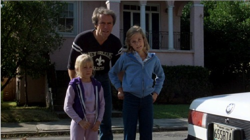 Tightrope 1984 Jennifer Beck Clint Eastwood Alison Eastwood pic 1
