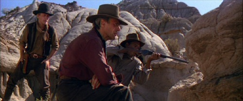 Unforgiven 1992 Jaimz Woolvett Clint Eastwood Morgan Freeman