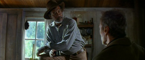 Unforgiven 1992 Morgan Freeman