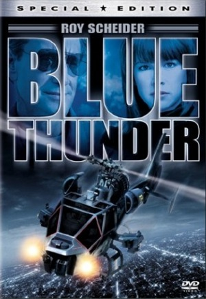 Blue Thunder dvd