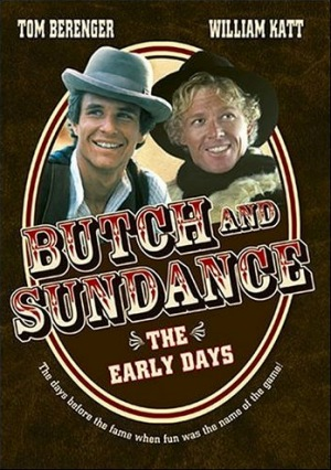 Butch and Sundance The Early Days dvd