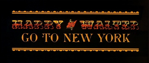 Harry and Walter Go To New York 1976 title card