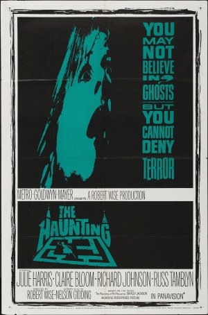 Haunting 1963 poster